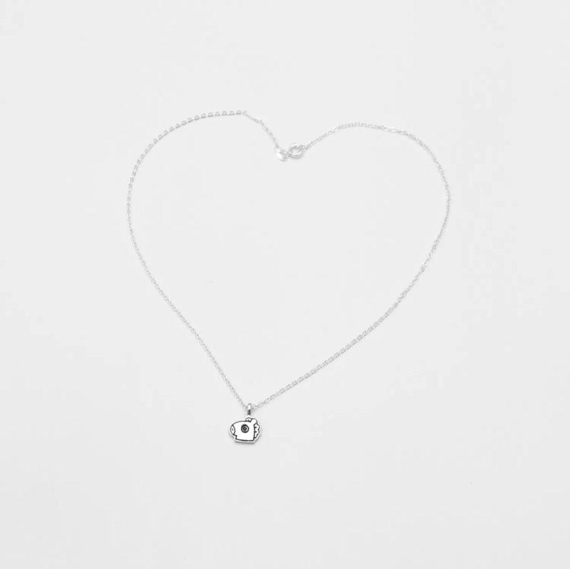BTS BT21 Cute Necklace