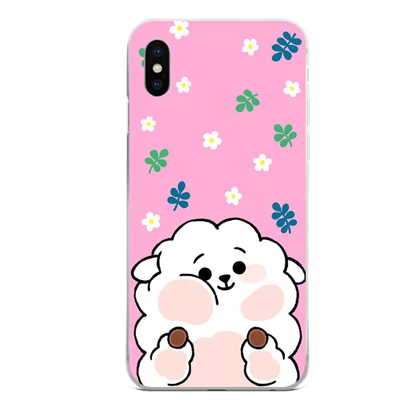 Space BT21 Phone Case