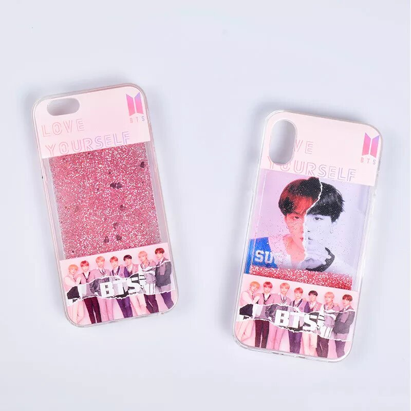 BTS Photocard Phone Case