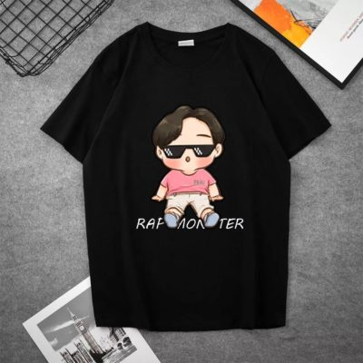 BTS Face Shirt