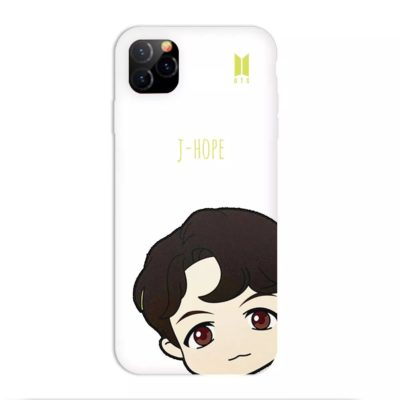 BTS Phone Case Cartoon