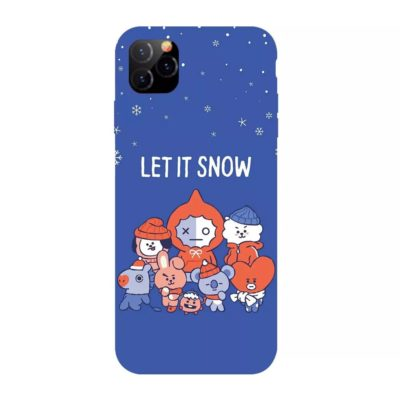 Snow BT21 Phone Case