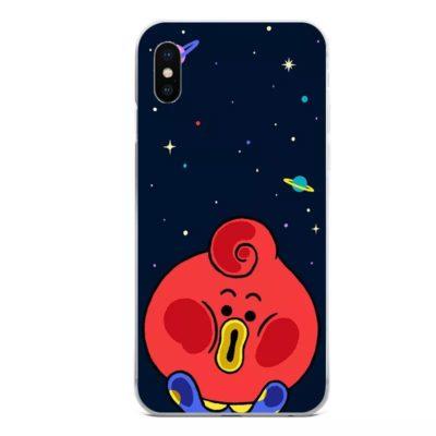 Space BT21 Phone Case