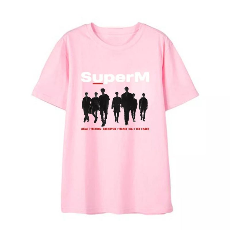 EXO T-shirt Super