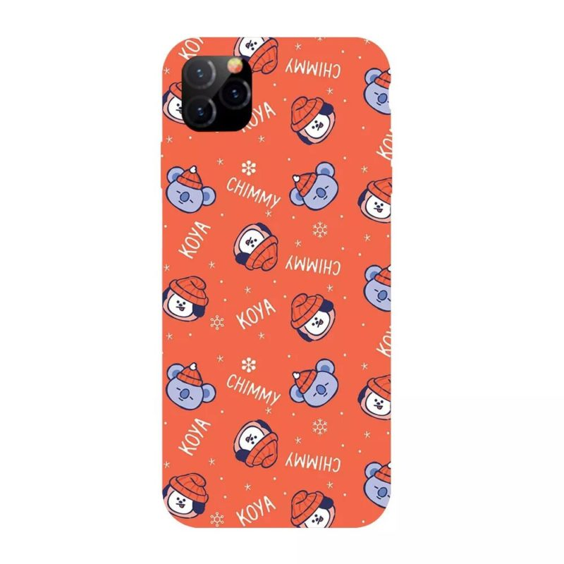 Snow BT21 Phone Case