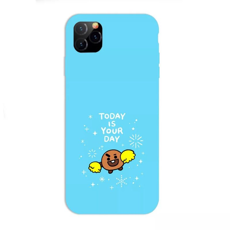 BT21 Phone Case Cheering